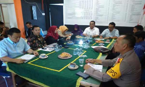 Rapat KPU Tanjungpinang