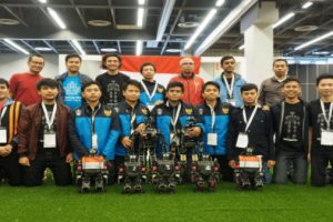 Barelang FC Robot
