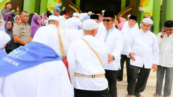 Apri bersama CJH Bintan