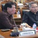Boorman Sirait di DPRD Tanjungpinang