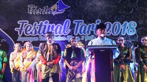 Festival Tari Bintan