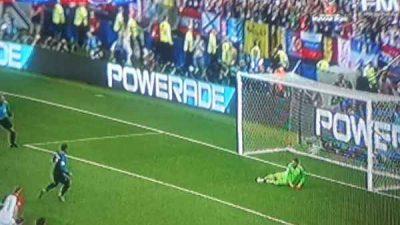 Gol Perancis Pinalty