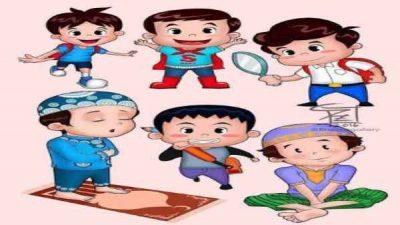Ilustrasi Anak