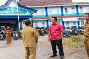 Parkir RSUD Bintan