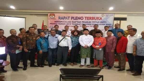 Rapat Pleno DPT