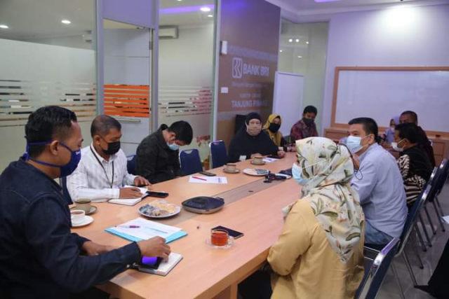 DPRD Kepri Pertanyakan Pencairan BPUM 2020 ke BRI ...